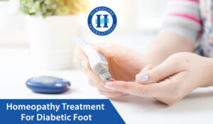 Homeopathy Treatment for Diabetic Foot